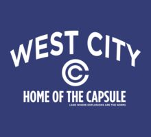 West City tee T-Shirt