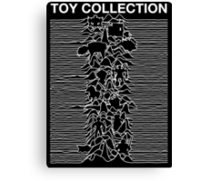 TOY COLLECTION Canvas Print