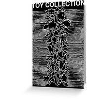 TOY COLLECTION Greeting Card