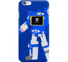 Soundwave Blocky iPhone Case/Skin