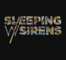 Sleeping With Sirens | Comic Strip by jellyelly