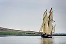 Tall Ships Sail in for the 2014 Regatta  by MarcW