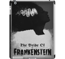 Bride of Frankenstein Poster iPad Case/Skin
