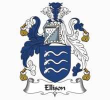 Ellison Coat of Arms / Ellison Family Crest by ScotlandForever