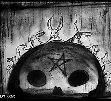 Rabbit Séance by DandyJon