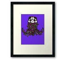 Hippy Framed Print