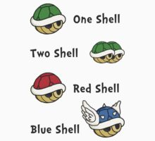 One Shell Two Shell Kids Clothes