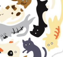 My Catamari and Me Sticker