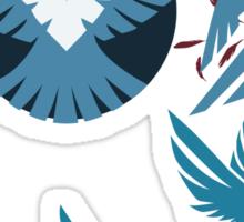 inFamous Hero Sticker