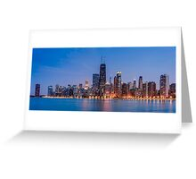 Chicago Waterfront Greeting Card
