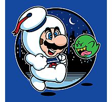 Super Marshmallow Bros. Photographic Print