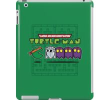 Hero in a Pac-Shell (Mikey) iPad Case/Skin