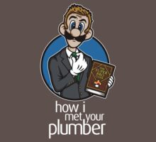 How I Met Your Plumber Kids Clothes