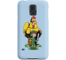 The Legend of Ernie (LIGHT SHIRTS and STICKERS) Samsung Galaxy Case/Skin