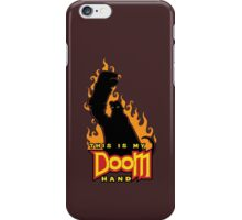 This is My Doom Hand iPhone Case/Skin