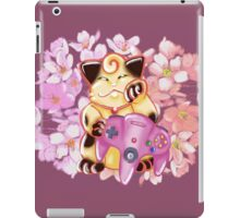 Maneki Neko 64 iPad Case/Skin