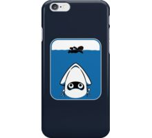 The Great White Blooper iPhone Case/Skin