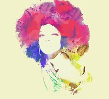 Diana Ross by SimoLiccy