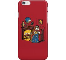 A Quiet Evening at Home iPhone Case/Skin