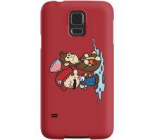Mario and Kong Samsung Galaxy Case/Skin