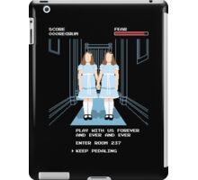All Play and No Work iPad Case/Skin