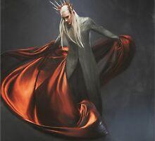 Elvish King by andirobinson