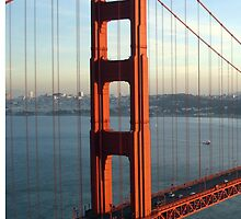 Golden Gate Bridge by that-punk