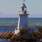 Hell's gate Lighthouse by John Vriesekolk