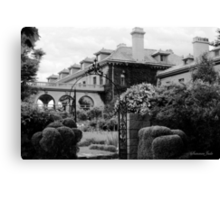 Eolia ~ a Mansion that Faces the Sea Canvas Print