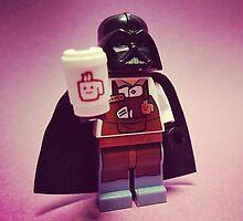 Darth Coffee by DannyboyH