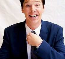 Benedict Cumberbatch by dcsmith