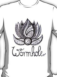 Wormhole Lotus T-Shirt