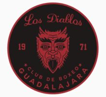 Los Diablos Club de Boxeo by JamesShannon