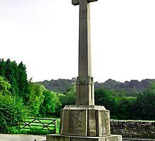 War Memorial, Duffield by Rod Johnson