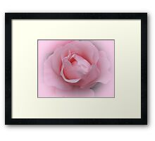 Pretty in Pink !! Framed Print