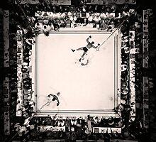 Muhammad Ali by lewigie