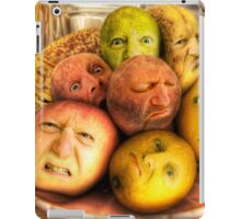 The madness of fruit iPad Case/Skin