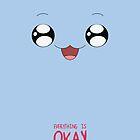 Everything is okay! by Rizwanb