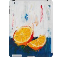 A Simple Orange iPad Case/Skin