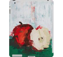 The Last Red Apple iPad Case/Skin