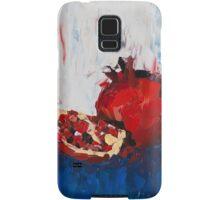 The Dark Pomegranate Samsung Galaxy Case/Skin