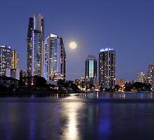 Moonshine City by Ann  Van Breemen