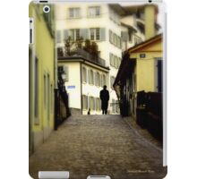 Lone Walker iPad Case/Skin