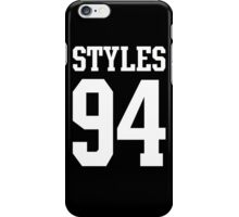 Styles 94 iPhone Case/Skin