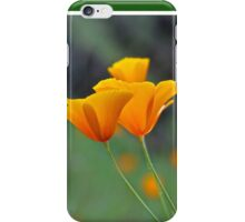 Golden Tufted Poppy iPhone Case/Skin