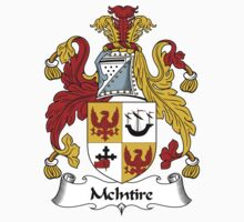 McIntire Coat of Arms / McIntire Family Crest by ScotlandForever
