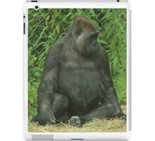 He don't want me no more iPad Case/Skin