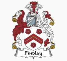 Findlay Coat of Arms / Findlay Family Crest by ScotlandForever