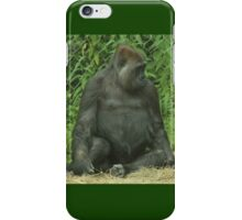 He don't want me no more iPhone Case/Skin