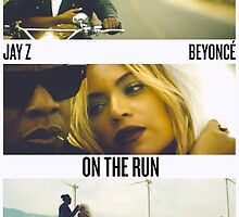 Motorcycle Jay & Bey: On the Run by beyflawless